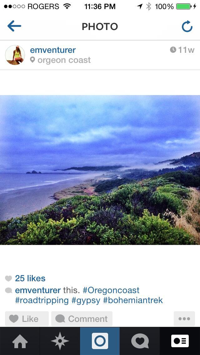 california - scape