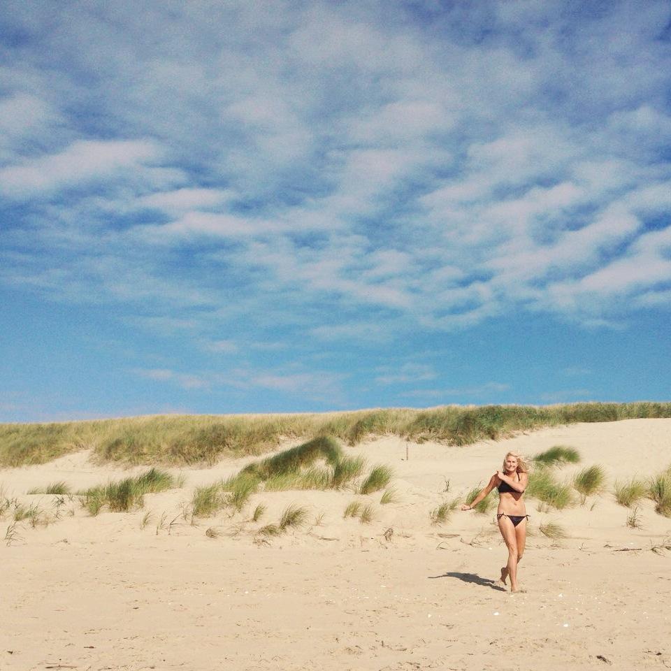 Oregon - dune run
