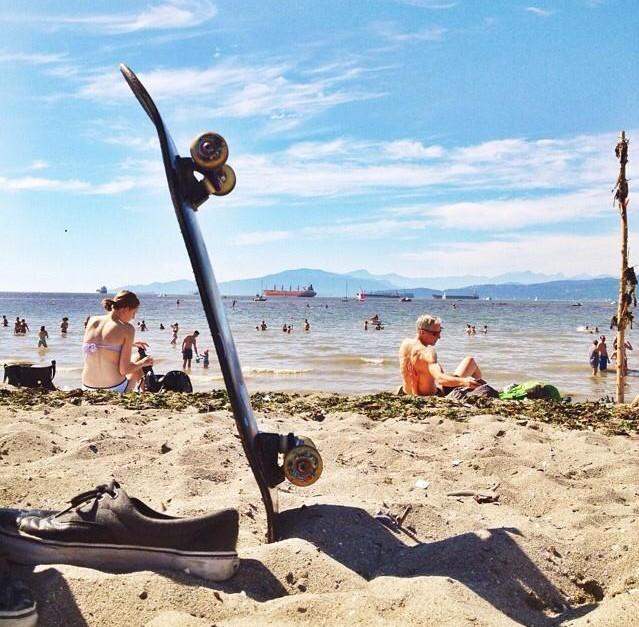 Vancouver - kits beach