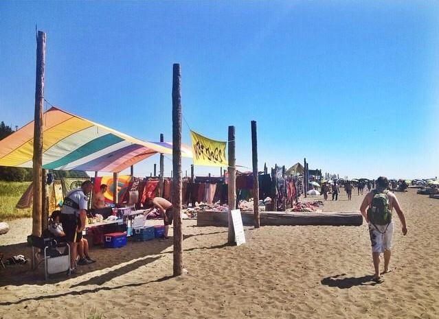 Vancouver - Wreck Beach
